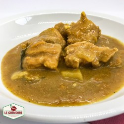 SAUTE DE PORC AU CURRY